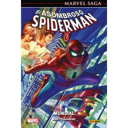ASOMBROSO SPIDERMAN: MUNDIAL VOL. 51 MARVEL SAGA