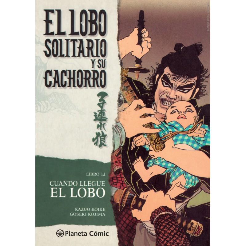 EL LOBO SOLITARIO Y SU CACHORRO Nº12 (DE 20) (NUEVA EDICION)