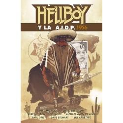 HELLBOY VOL. 24 HELLBOY Y LA AIDP 1956