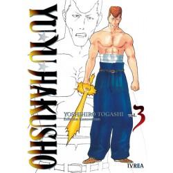 YU YU HAKUSHO Nº 03 (EDICIÓN KANZENBAN)