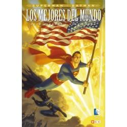 SUPERMAN BATMAN: LOS MEJORES DEL MUNDO