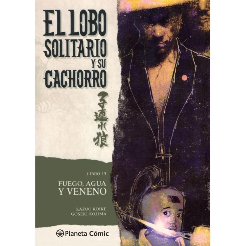 EL LOBO SOLITARIO Y SU CACHORRO Nº15 (DE 20) (NUEVA EDICION)