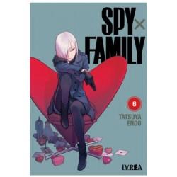 SPY X FAMILY Nº 06