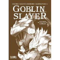 GOBLIN SLAYER VOL. 05 (NOVELA)
