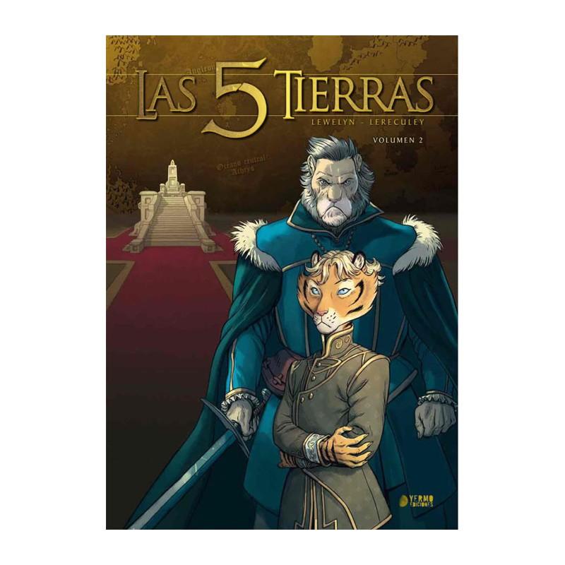 LAS 5 TIERRAS VOL. 02