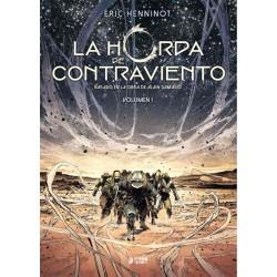 LA HORDA DE CONTRAVIENTO VOL. 01