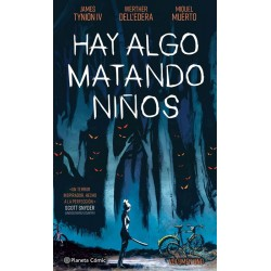 HAY ALGO MATANDO NIÑOS VOL. 01
