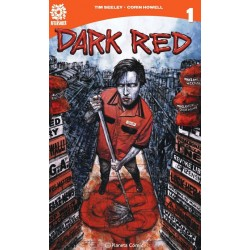 DARK RED VOL. 01