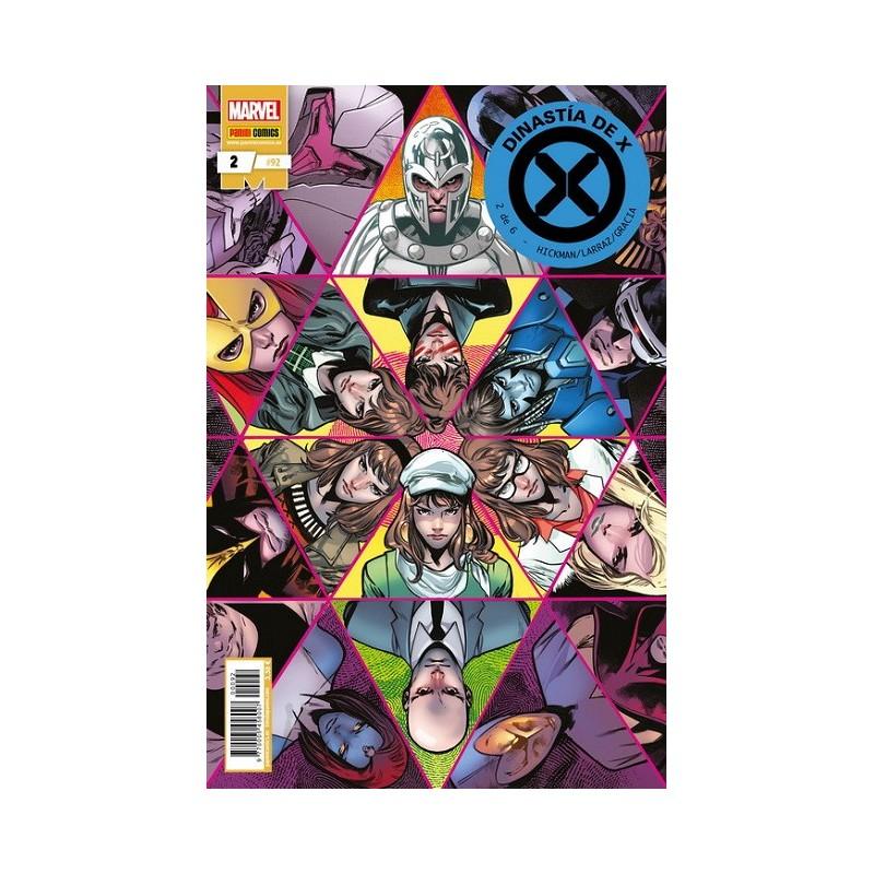 DINASTIA DE X Nº 02 (DE 6)