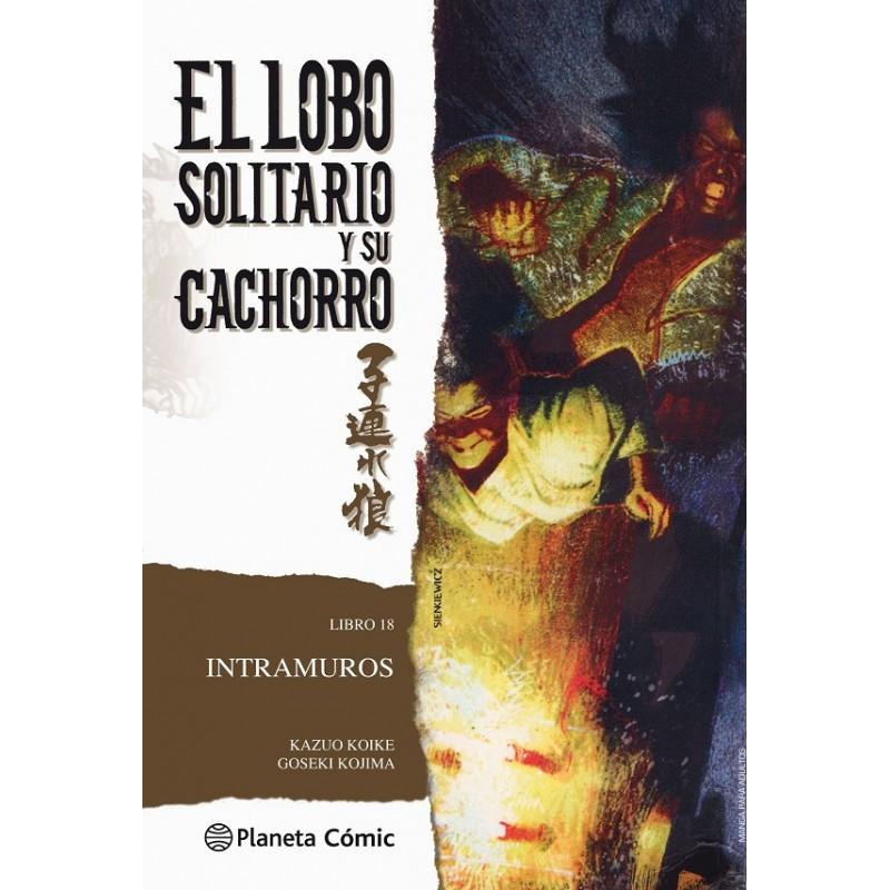EL LOBO SOLITARIO Y SU CACHORRO Nº18 (DE 20) (NUEVA EDICION)
