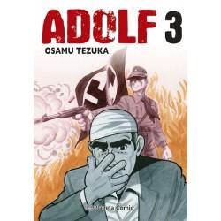 ADOLF DE OSAMU TEZUKA (EDICIÓN TANKOUBON) Nº 03
