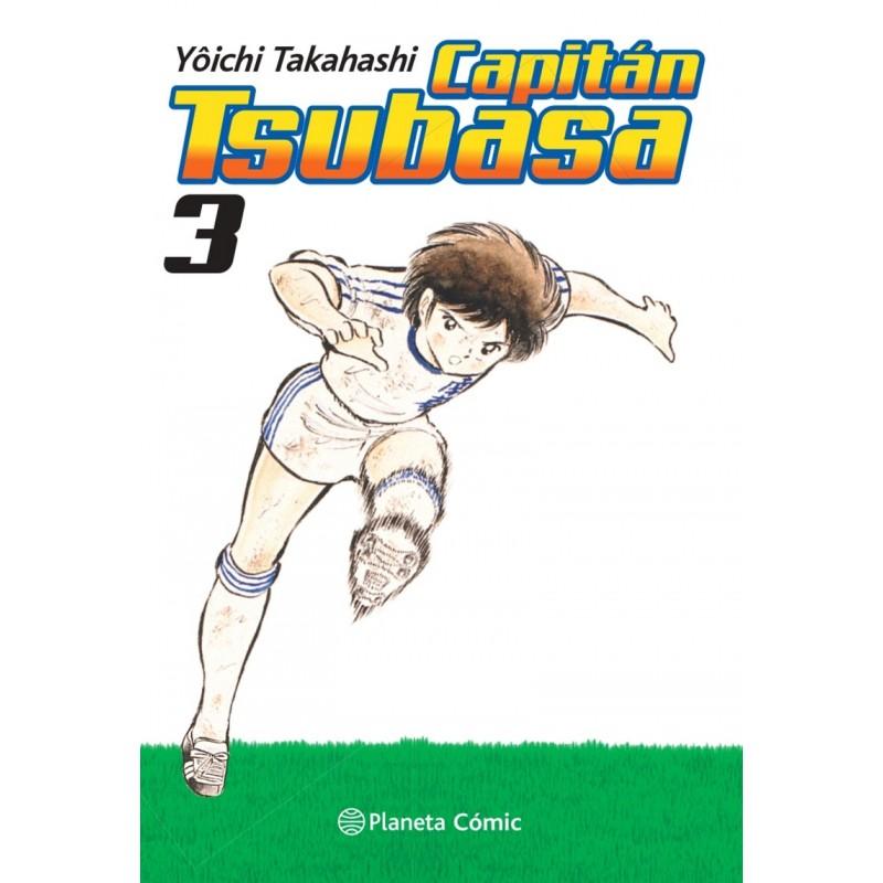 CAPITAN TSUBASA Nº 03 (DE 21)