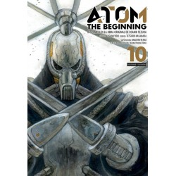 ATOM THE BEGINNING Nº 10