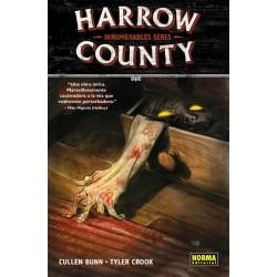 HARROW COUNTY VOL. 01: INNUMERABLES SERES