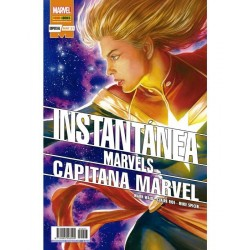 INSTANTÁNEA MARVELS Nº 08: CAPITANA MARVEL