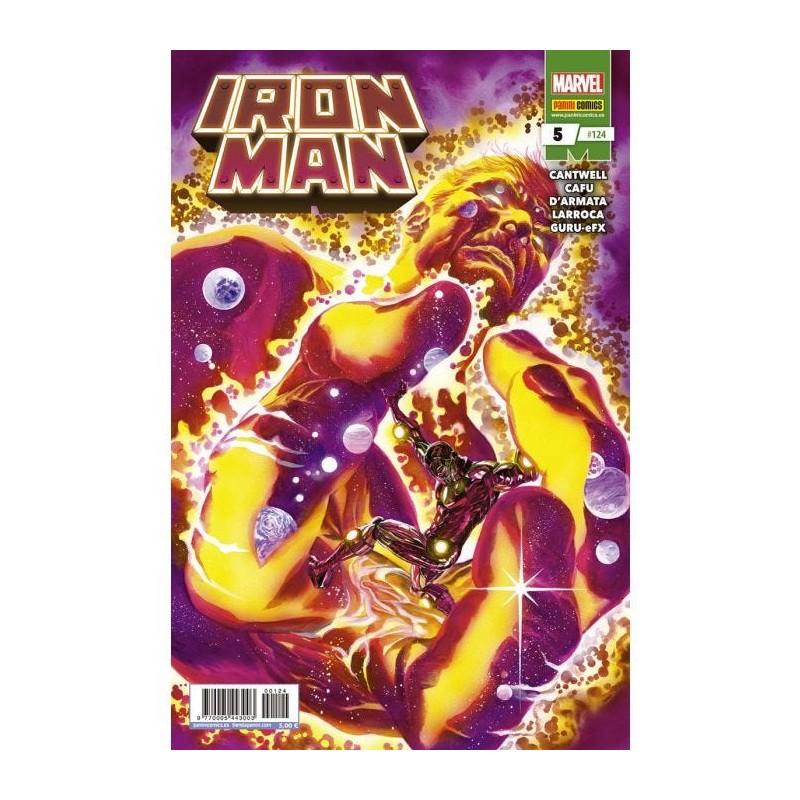 IRON MAN Nº 05 / 124