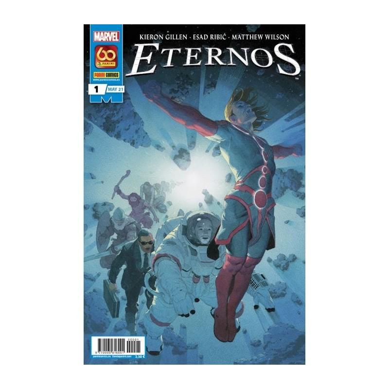 ETERNOS Nº 01