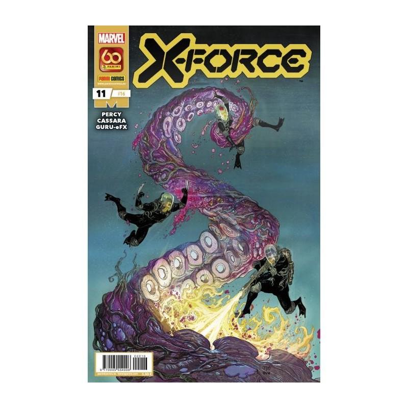 X-FORCE Nº 11 / 16