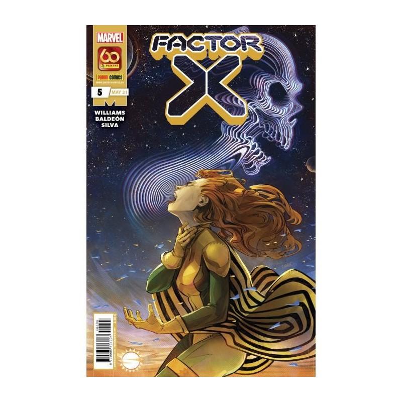 FACTOR-X Nº 05
