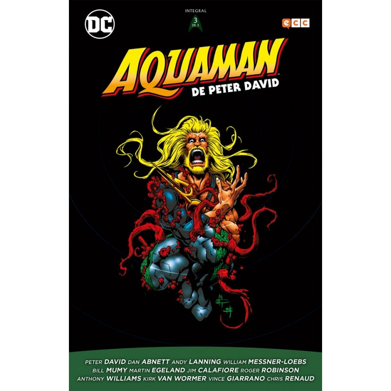 AQUAMAN DE PETER DAVID VOL. 03