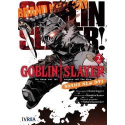 GOBLIN SLAYER BRAND NEW DAY Nº 02