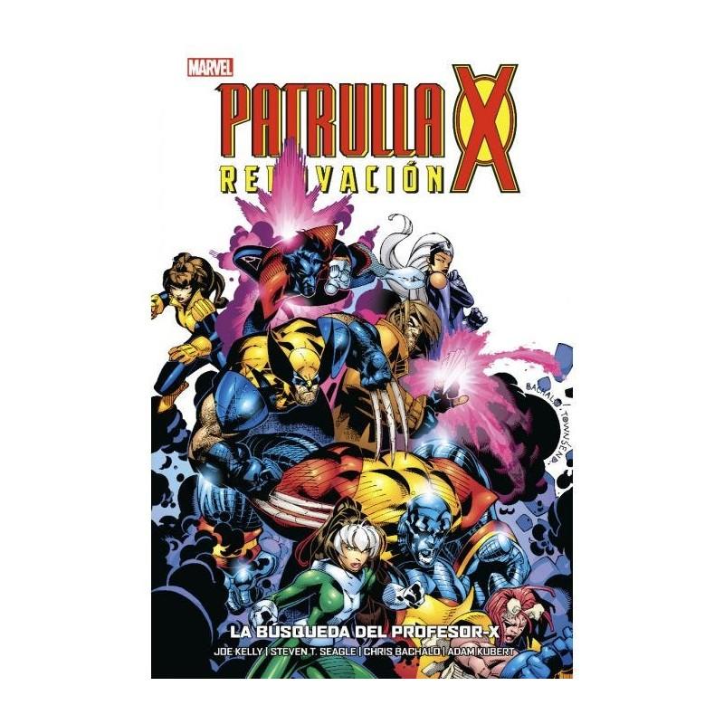 PATRULLA-X: RENOVACIÓN VOL. 05 LA BÚSQUEDA DEL PROFESOR-X