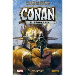 WHAT IF? CONAN EL BÁRBARO BIBLIOTECA CONAN