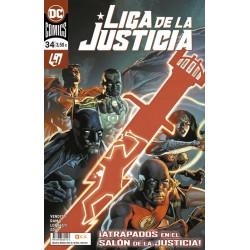 LIGA DE LA JUSTICIA Nº 34 / 112