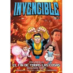 INVENCIBLE Nº 27: EL FIN DE TODAS LAS COSAS –...