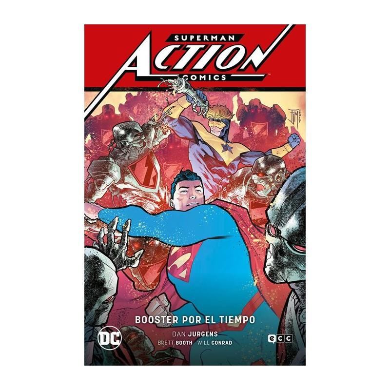 SUPERMAN: ACTION COMICS VOL. 04: BOOSTER POR EL TIEMPO (SUPERMAN SAGA – HÉROES EN CRISIS PARTE 2)