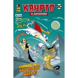 KRYPTO EL SUPERPERRO Nº 04 (DE 6)