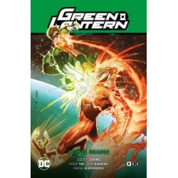 GREEN LANTERN VOL. 07: RECARGA (AGENTE ORANGE GL SAGA)