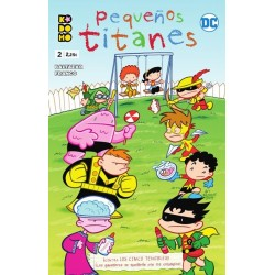 PEQUEÑOS TITANES Nº 02