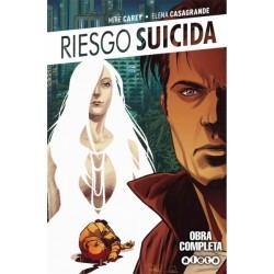 RIESGO SUICIDA (ESTUCHE  COLECCIÓN COMPLETA 6...