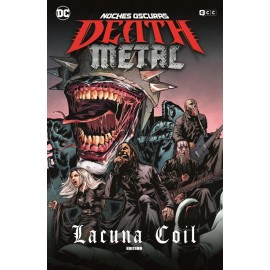 NOCHES OSCURAS: DEATH METAL Nº 03 (DE 7) LACUNA COIL BAND EDITION (RÚSTICA)