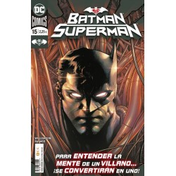 BATMAN / SUPERMAN Nº 15