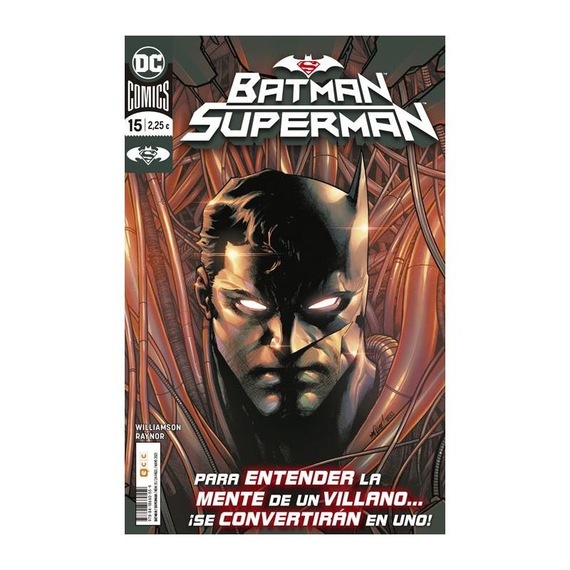 BATMAN / SUPERMAN Nº 15