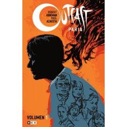 OUTCAST (PARIA) Nº 01 (DE 04)