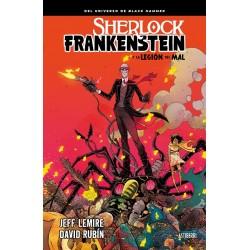 SHERLOCK FRANKENSTEIN Y LA LEGION DEL MAL