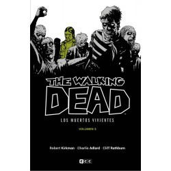 THE WALKING DEAD (LOS MUERTOS VIVIENTES) VOL. 03 (DE 16)