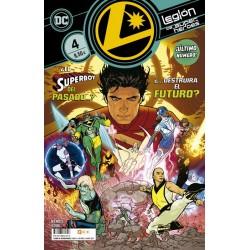 LEGIÓN DE SUPERHEROES Nº 04