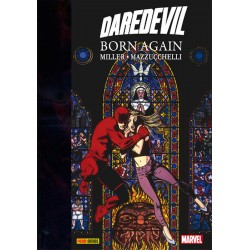 COLECCION FRANK MILLER: DAREDEVIL BORN AGAIN
