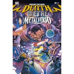DEATH METAL: METALVERSO Nº 02