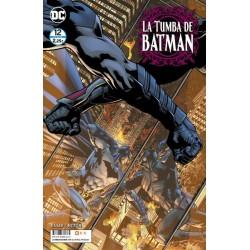 LA TUMBA DE BATMAN Nº 12
