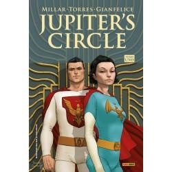 JUPITER'S CIRCLE VOL. 01