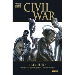 MARVEL DELUXE: CIVIL WAR PRELUDIO