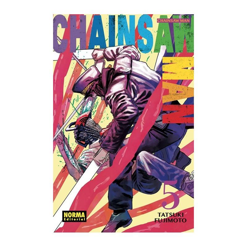 CHAINSAW MAN Nº 05