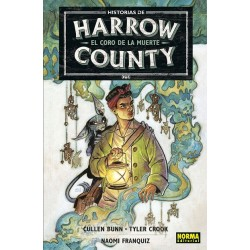 HISTORIAS DE HARROW COUNTY VOL. 01 EL CORO DE LA MUERTE