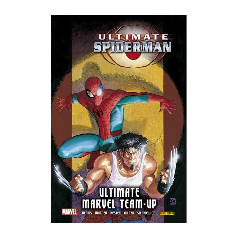 ULTIMATE SPIDERMAN VOL. 03: ULTIMATE MARVEL TEAM-UP