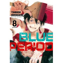 BLUE PERIOD Nº 08